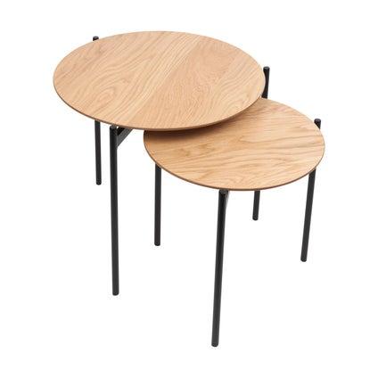 Silas Nest Table - Oak
