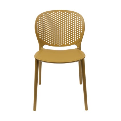 Sol Dining Chair - Curry