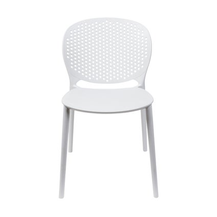 Sol Dining Chair - White