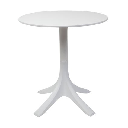 Delta Cafe Table -  White