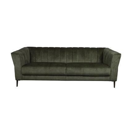 Fabian 3-seat Sofa - Forest Green