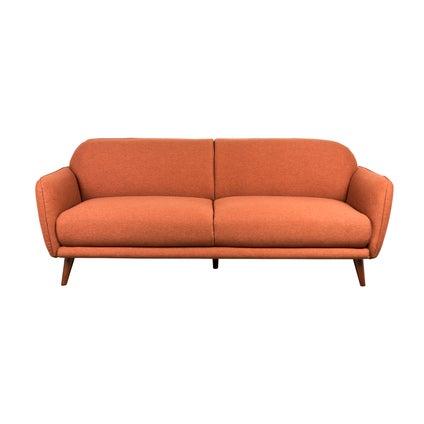 Dora 3 Seat Sofa - Terracotta