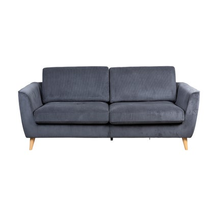Darby 3-seat Sofa - Anthracite