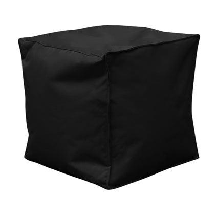 Solace Ottoman - Black