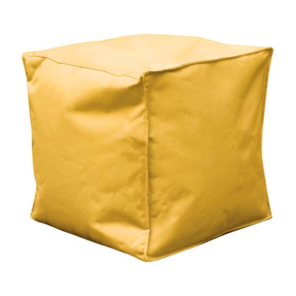 Solace Ottoman - Yellow