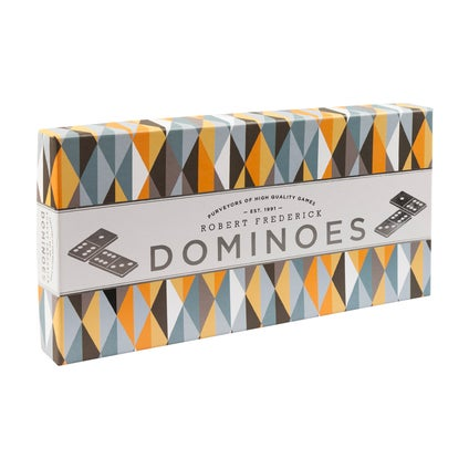 Pyramid Game - Dominoes