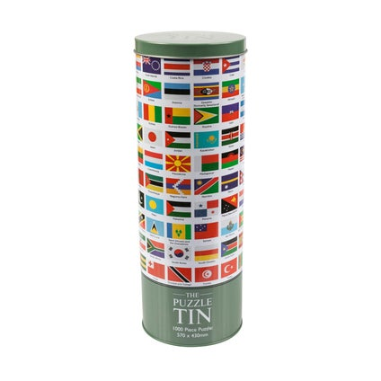 The Ultimate Jigsaw - Flags