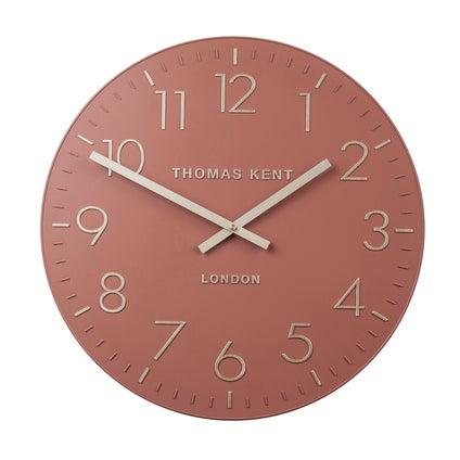 Durham Wall Clock - Sienna