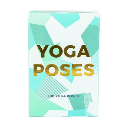 Yoga Poses Cards