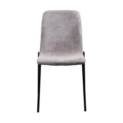 Tasha Dining Chair - Dark Grey