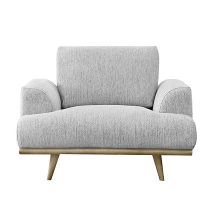 Montemart Armchair - Grey