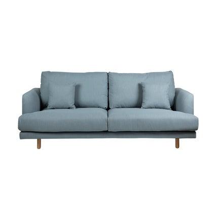 Calla 3-seat Sofa - Seafoam
