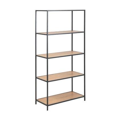 Seaford Shelf - Medium - Natural/Black
