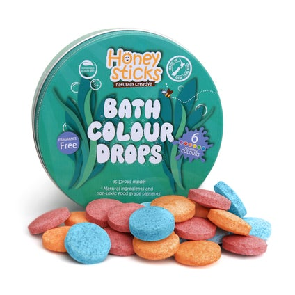 Honeysticks Bath Drops
