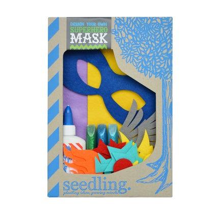 Design Your Own Superhero Mask