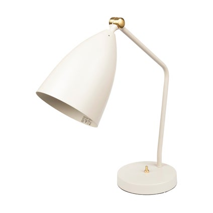 Nod Desk Lamp - Grey