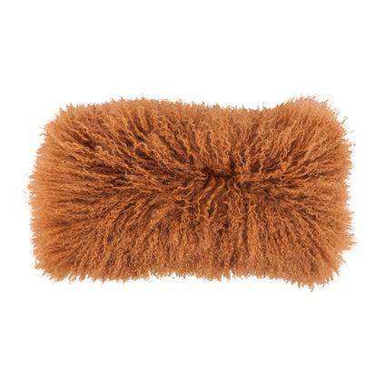 Lambie Cushion - Saffron - 25x50cm