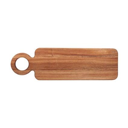 Loop Handle Board - Acacia - Long