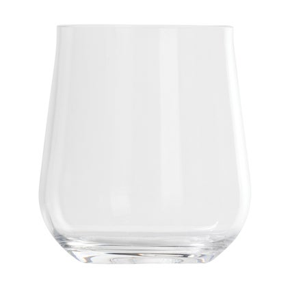 Moda Acrylic Stemless Glass - Clear