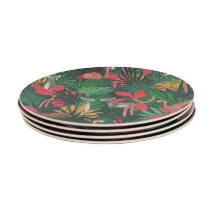 Jungle Side Plate- Set of 4