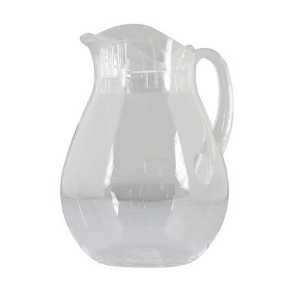 Classic Acrylic Pitcher- Clear