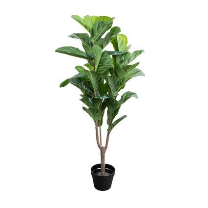 Fiddlewood Faux Tree - Green - 125cm