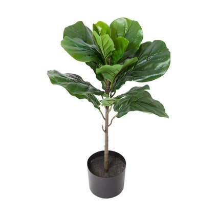 Fiddlewood Faux Tree - Green - Small