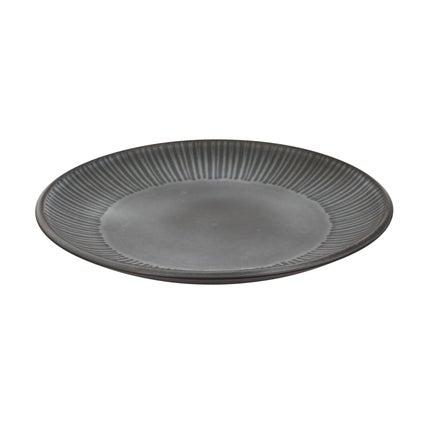 Kimber Dinner Plate - Graphite