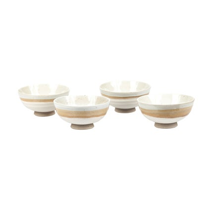 Kepa Bowl Set - Natural-4pc