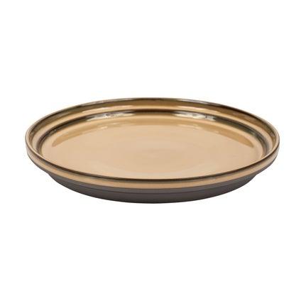 Stakka Side Plate - Caramel