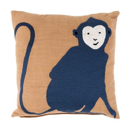 Little Monkey Cushion 40x40 - Caramel