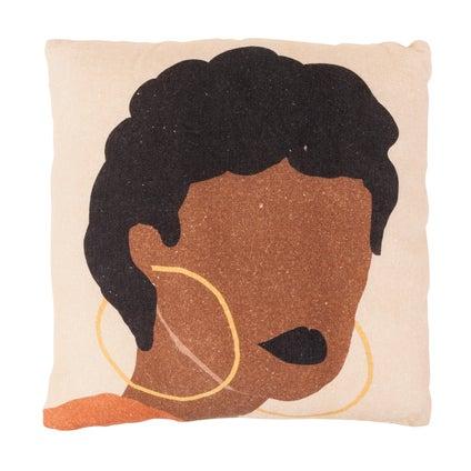 Stella Print Cushion - 45x45