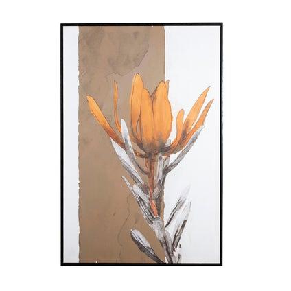 Leucadendron Framed Canvas