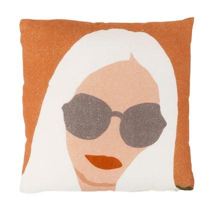 Kelly Print Cushion -45x45cm